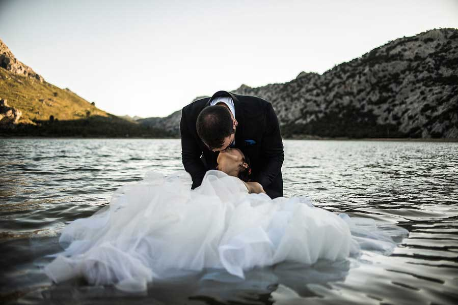 """ALT""""Wedding photographer Mallorca beach"""
