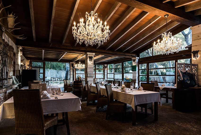 Photographers Mallorca restaurant Es Pinaret