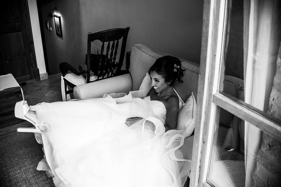 """ALT""""Wedding photographer Mallorca dresses"""