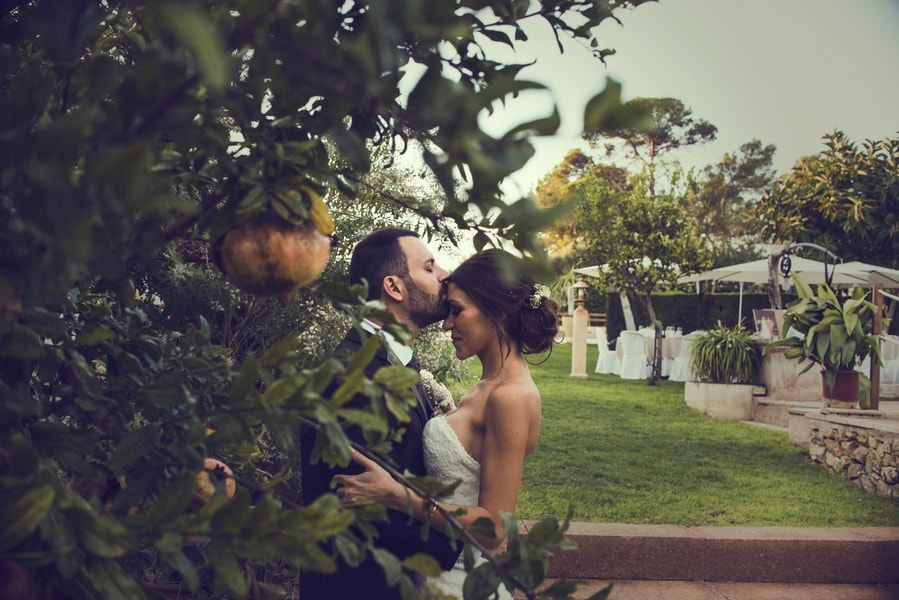 """ALT""""Wedding photographer Mallorca villa"""