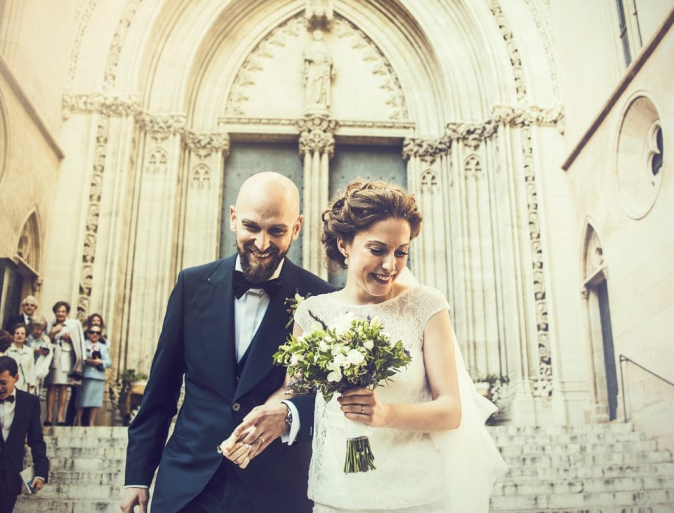 """ALT""""Wedding photographer Mallorca church"""