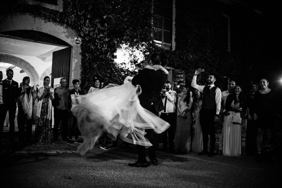 wedding mallorca dance