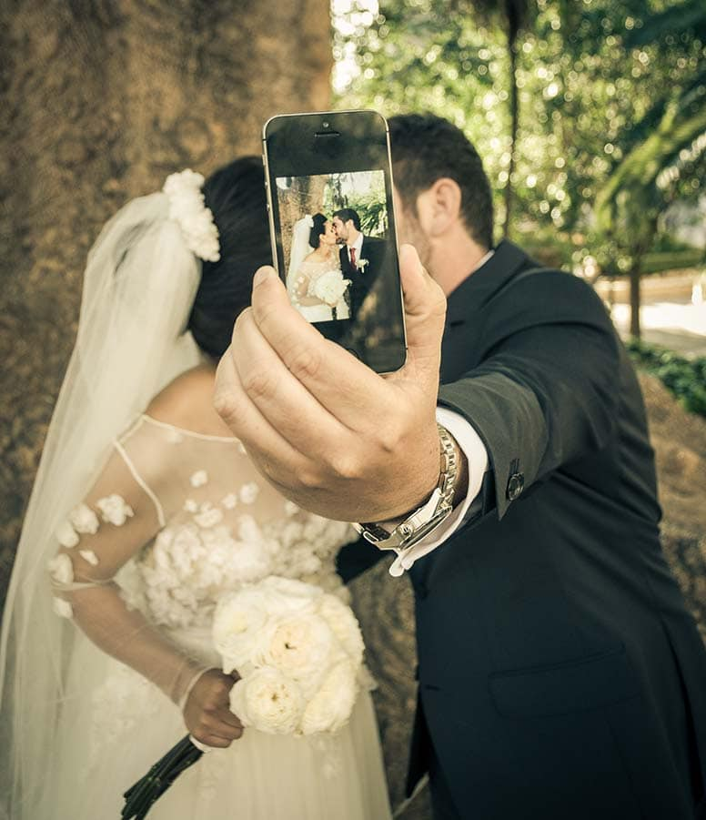Wedding photographers Mallorca movil