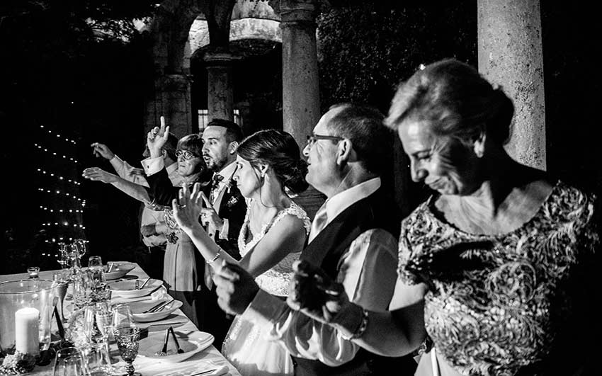 Weddings photographers Islas Baleares family