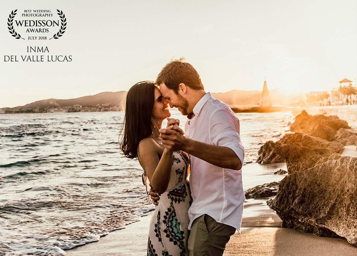 fotografo boda Mallorca premiada Inma Del Valle Wedisson Awards