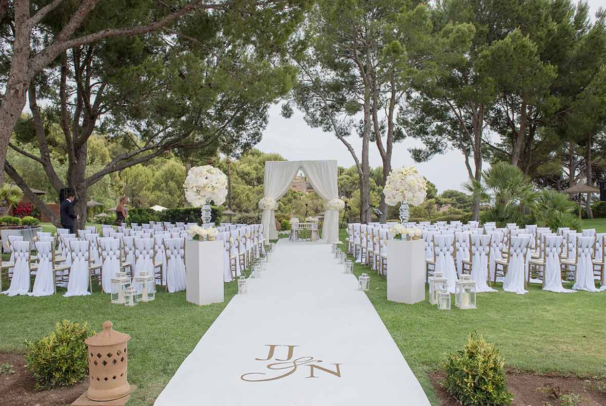 wedding planner mallorca princess