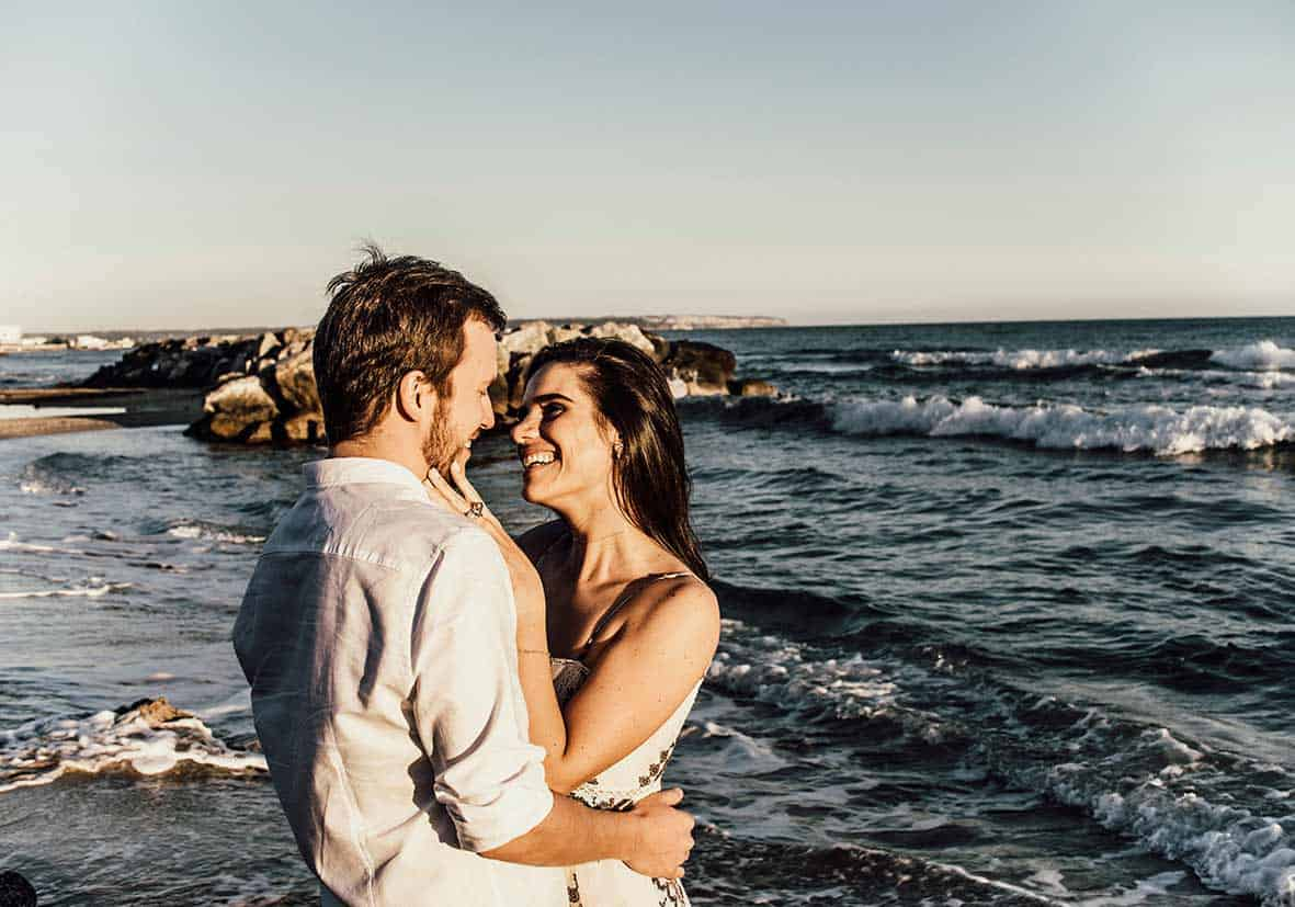 happy destination wedding mallorca