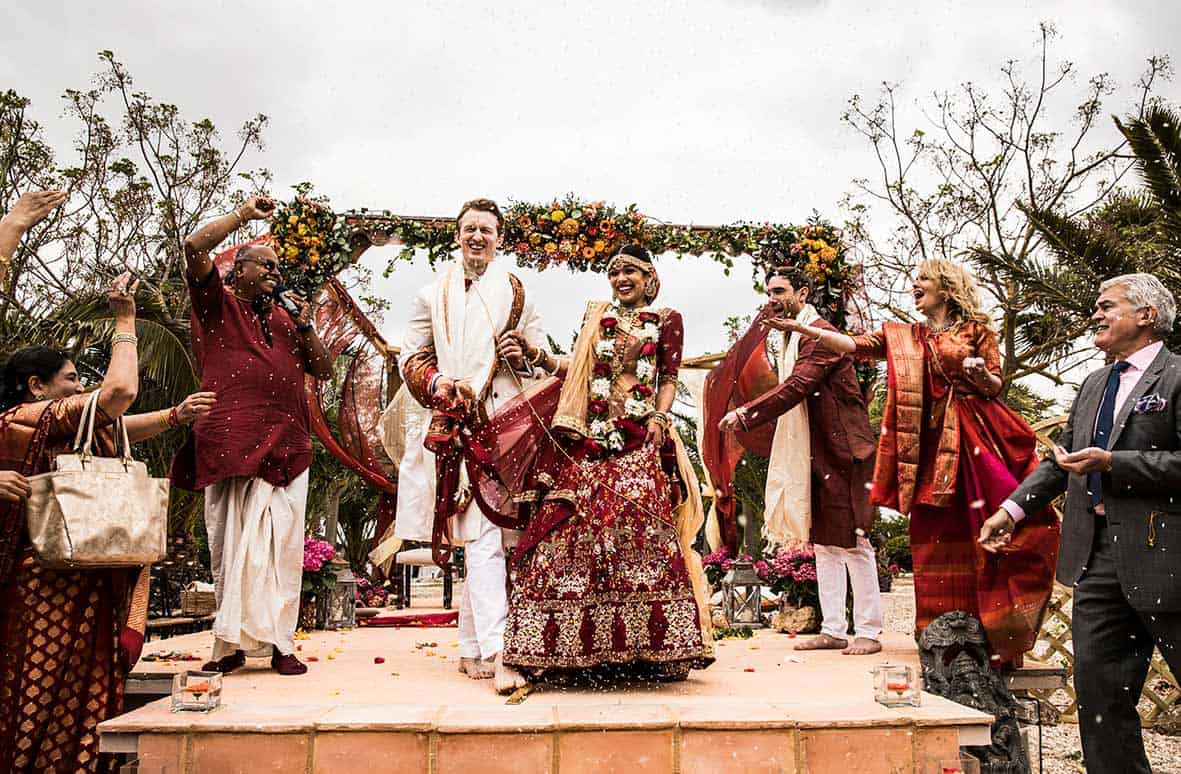 Mejor fotografo boda india