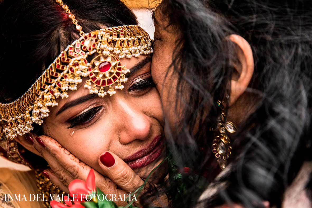 """ALT""photographer in Mallorca tears indian wedding"