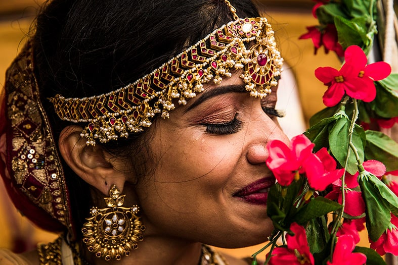 beatufiul indian wedding in mallorca