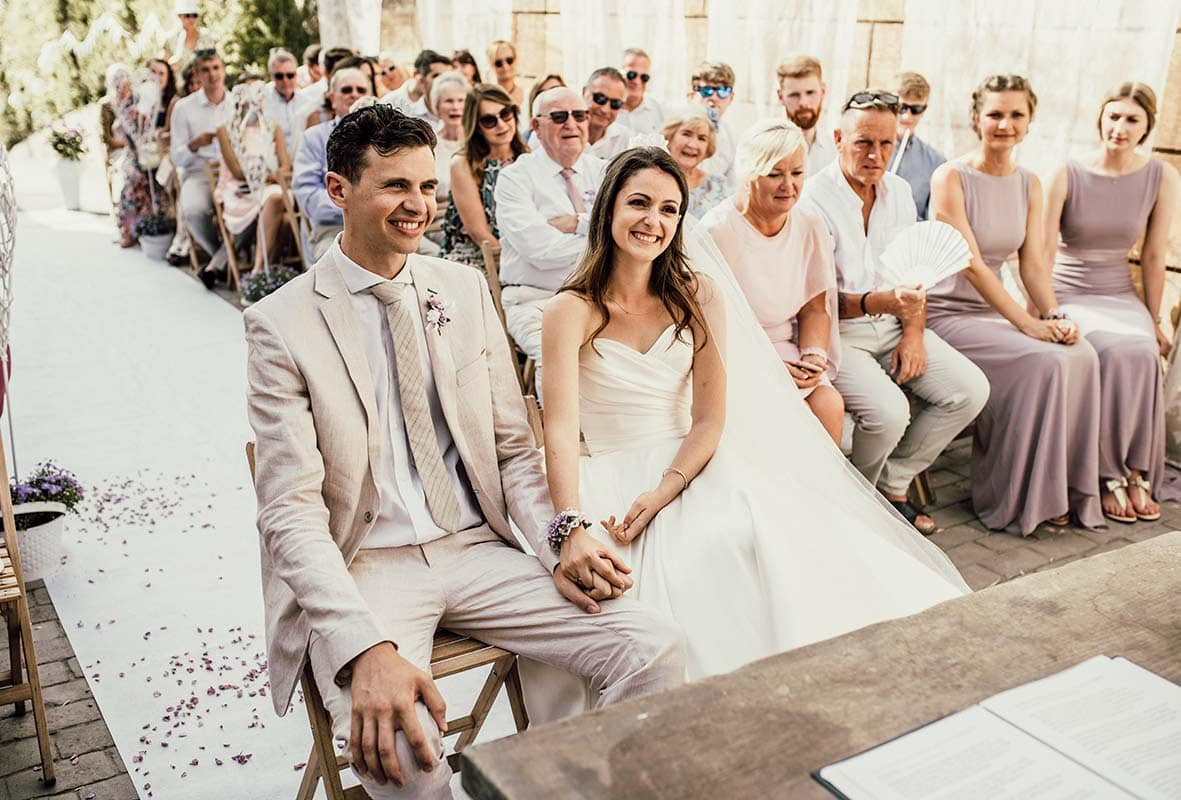 """ALT""wedding photographers in mallorca bride and groom"""