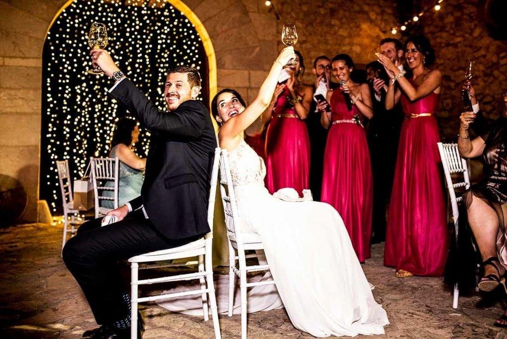 wedding finca mallorca game