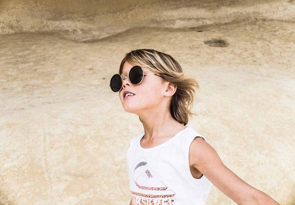 children's clothing mallorca blonde