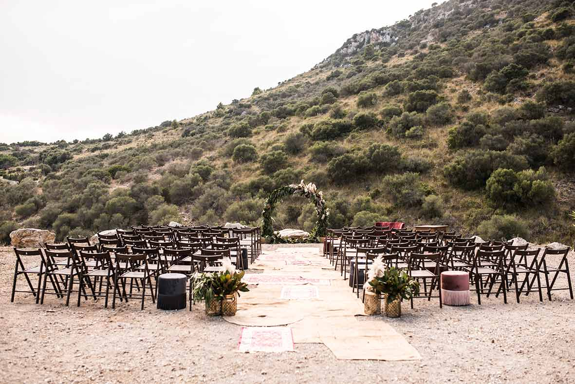 """ALT""wedding photographers in Mallorca ceremony place"