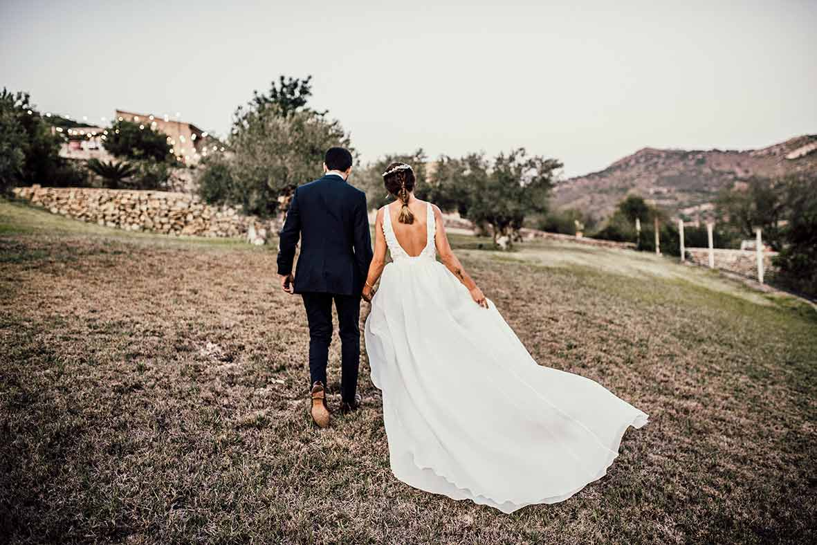 """ALT""wedding photographers in Mallorca together"