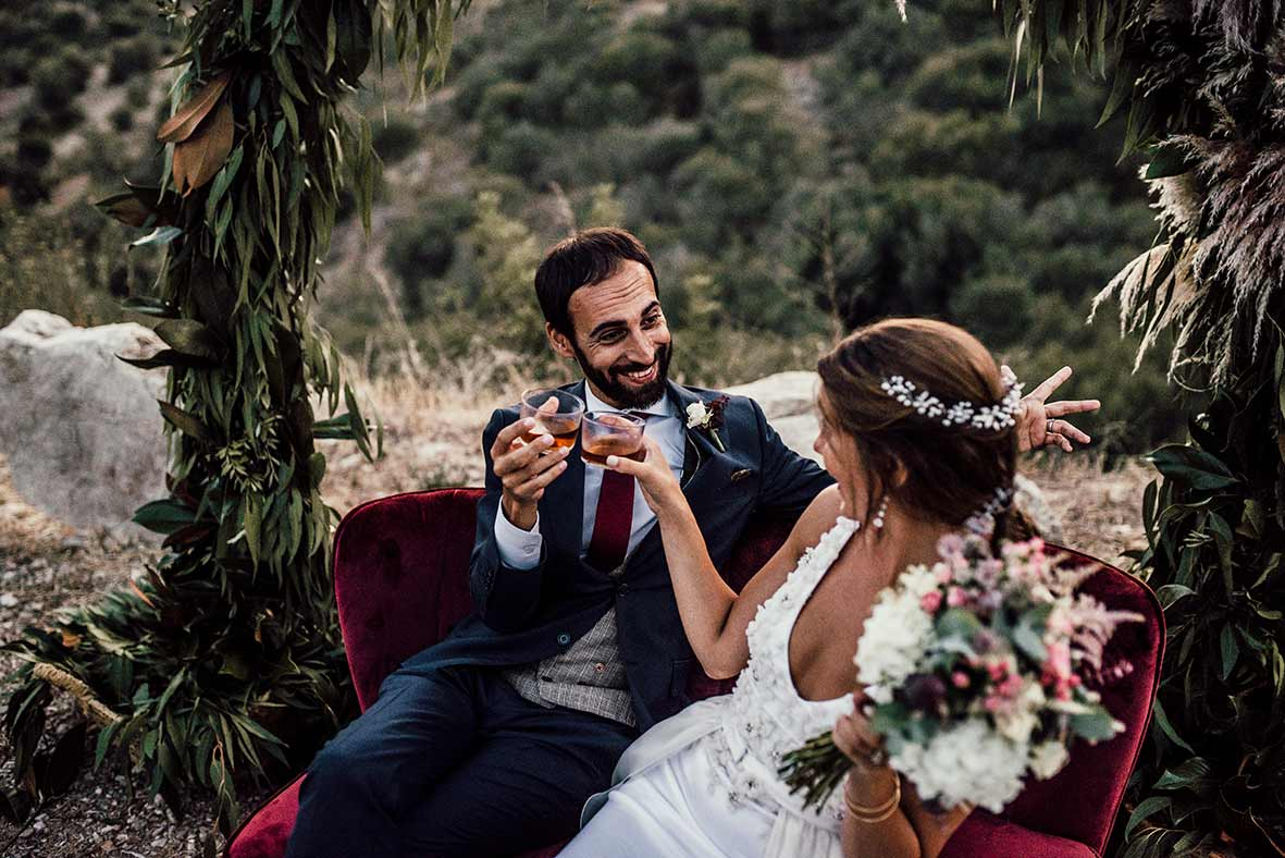 """ALT""wedding photographers in mallorca cheers"