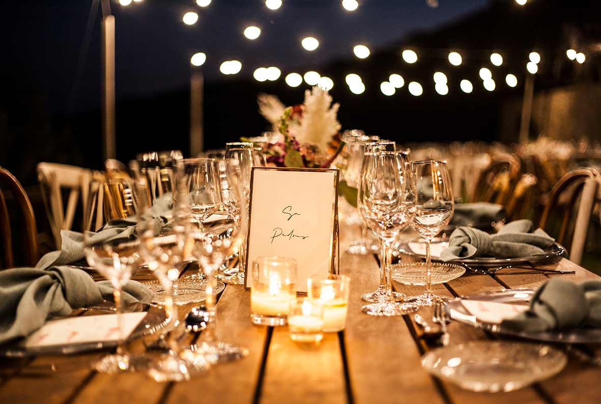 """ALT""wedding photographers in Mallorca candles"