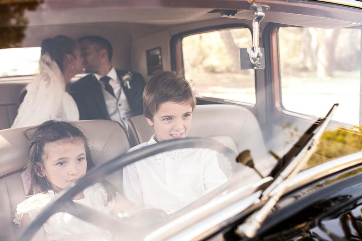 """ALT""wedding finca comassema kids car"