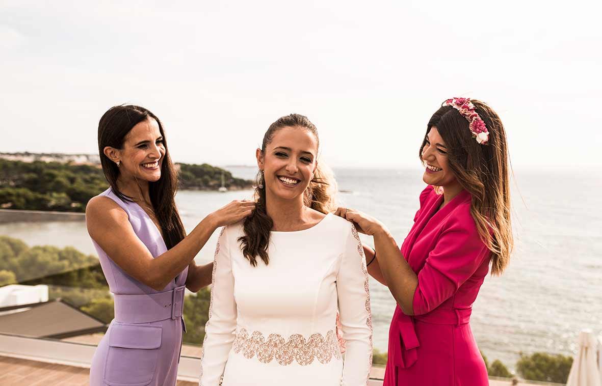 """""""ALT""""wedding finca comassema girlfriends help"""