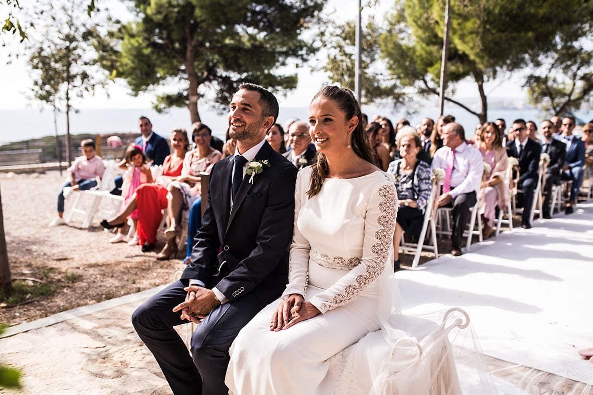 """ALT""wedding finca comassema ceremony"