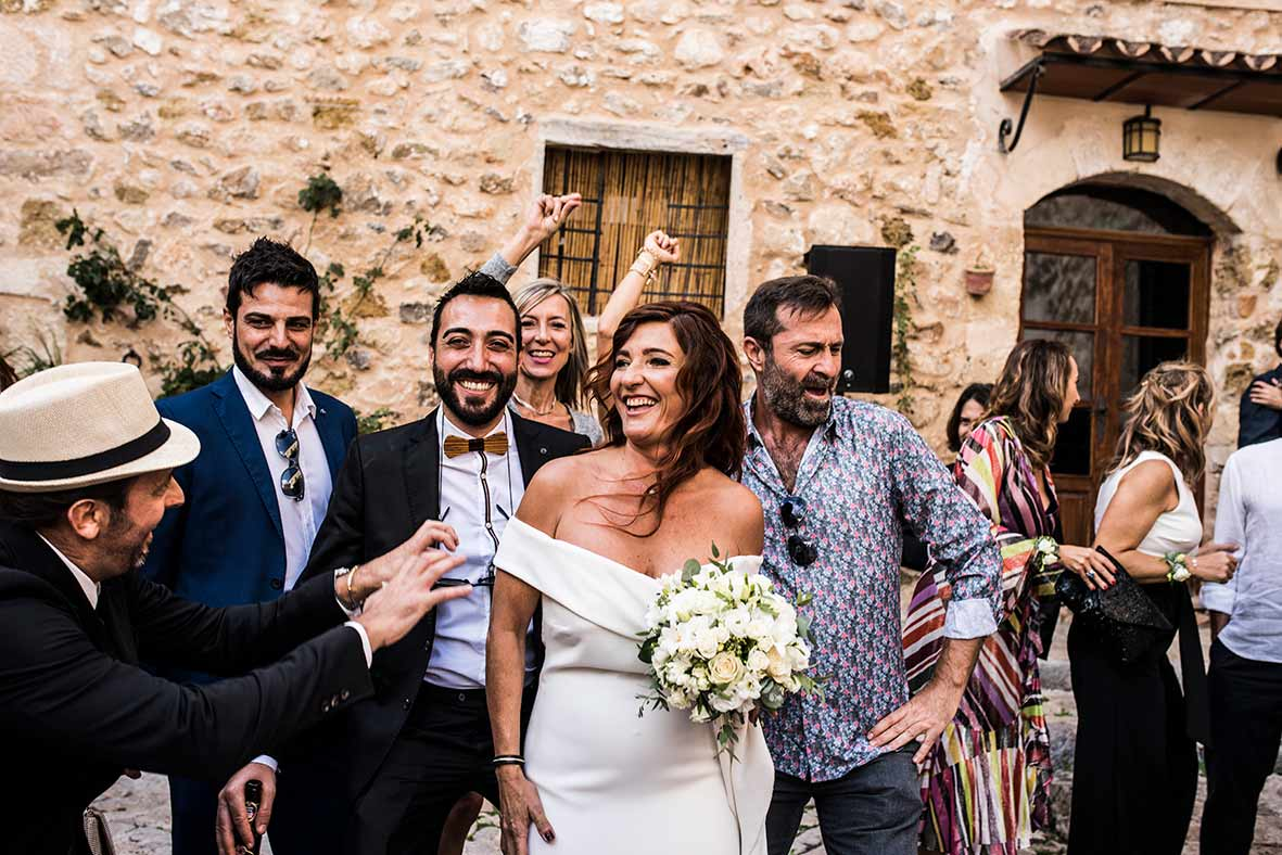 """ALT""wedding reportage in mallorca friends"