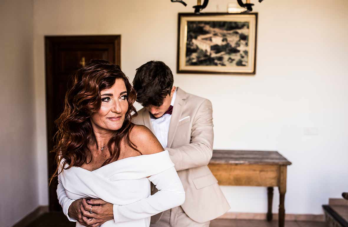 """ALT""wedding reportage in mallorca helping"