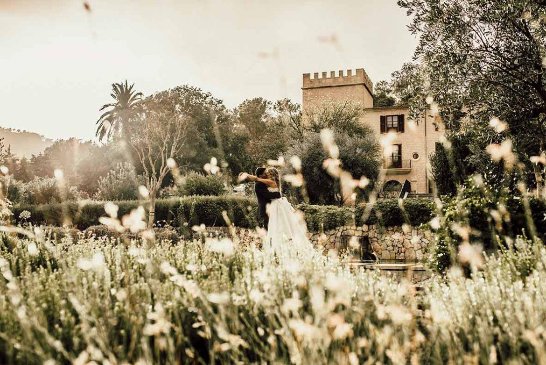 """""""ALT""""increibles bodas en Mallorca son claret"""