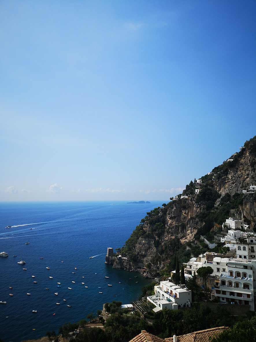 """ALT"" Honeymoon in Amalfi"""