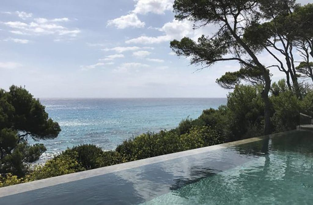 """ALT""private fincas for weddings in Mallorca pool"""