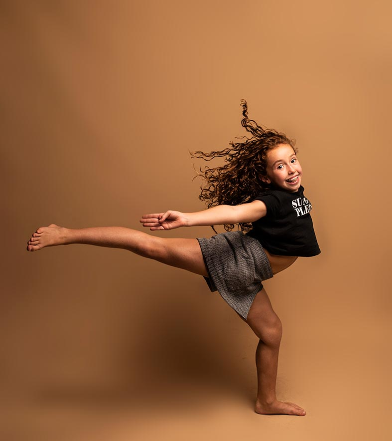 """ALT""children's photographer in Mallorca gymnast"""