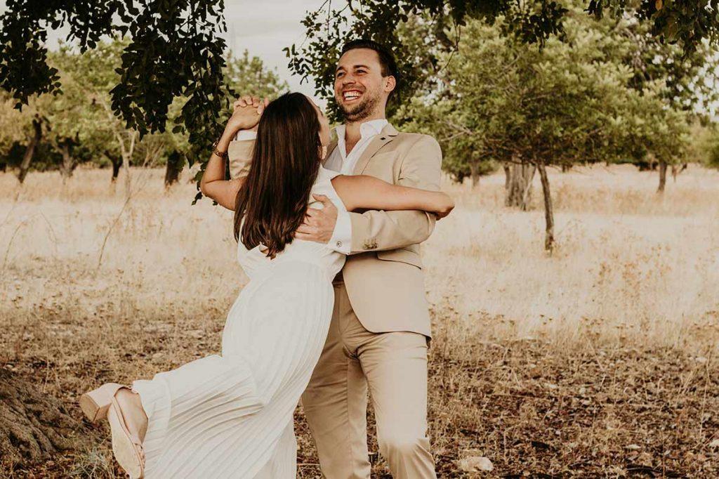 """ALT""couple shoot in mallorca dance"""