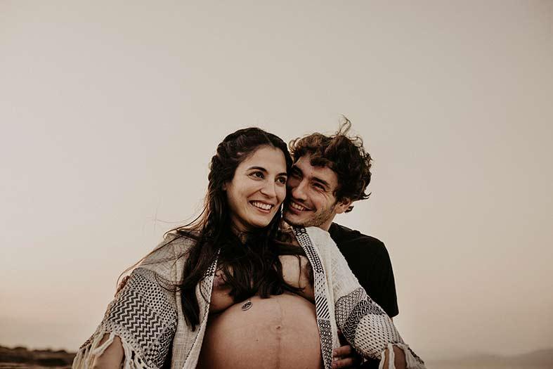 """""""ALT""""sesion de fotos a embarazada en mallorca amor"""""""